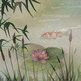 Coordonne Lotus BehangRandom Chinoiseries Collectie7900040