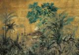 Coordonne Taj Mahal Behang Random Chinoiseries Collectie7900123