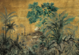 Coordonne Taj Mahal Behang_