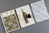 Pepin Press Notitieblok William Morris Writing Paper 9789460093340