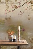 Coordonne Lotus BehangRandom Chinoiseries Collectie