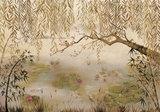 Coordonne Lotus BehangRandom Chinoiseries Collectie7900041