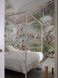 Coordonne Roseus behang 7900130 flamingo's sfeer impressie