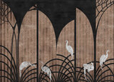 Coordonne Tassel Behang Random Chinoiseries Collectie7900150