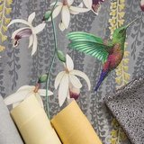 Osborne and Little Trailing Orchid behang w7334-02