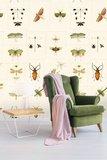 Mind the Gap Entomology Behang WP20233