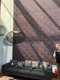 ARTE Moooi Indigo Macaque behang muurbekleding ARTE