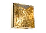 Luxe Wandlamp Messing Diamant  111585 Eichholtz