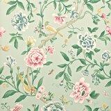 DCAVPO103 2 Sanderson Behang Caverley Porcelein Garden