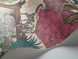 cole son behangpapier versailles grand behang folie collectie detail