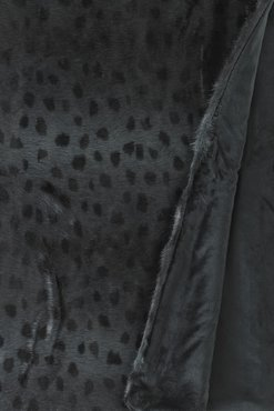 Ocelot (luipaard) Fake Fur Bontplaid