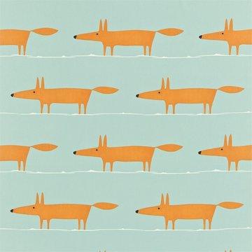 Mr Fox Stof