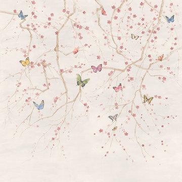 Butterfly Folly (Paneel)
