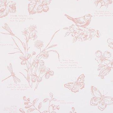 Nature Study Toile 'Blossom'