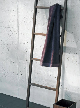 Handdoek Ladder Hout (Thermo Ash)