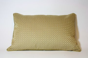 Hermès Stof Gouden Kussen