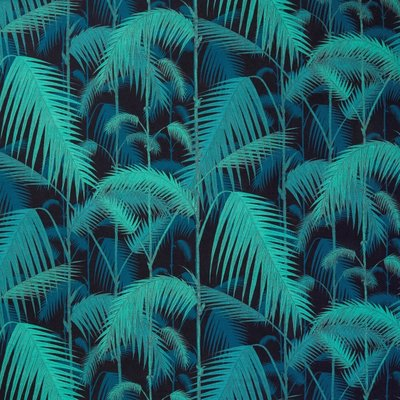 Cole and Son Palm Jungle Stof Linnen