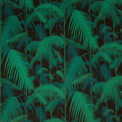 Cole and Son Palm Jungle Stof Velours