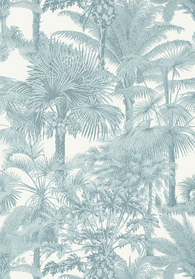 Thibaut Palm Botanical Behang