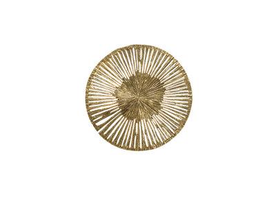 Le Soleil Wandlamp Pieter Adam Bronze
