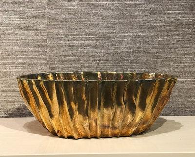 Decoratieve Schaal Goud