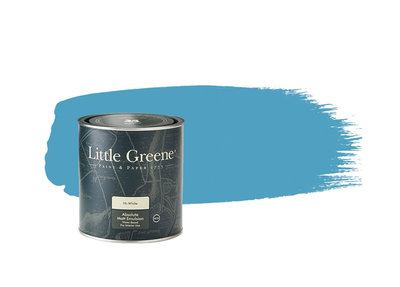 Little Greene Verf Old School Blue (259)