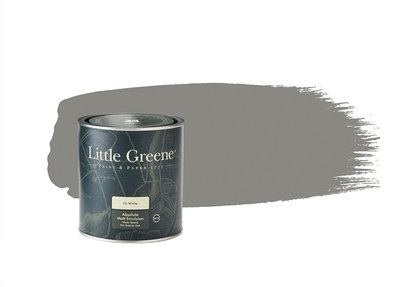 Little Greene Verf Grey Teal (226)