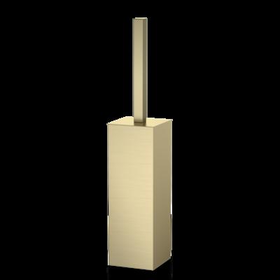 Gouden Toiletborstelset Decor Walther DW 371 Vrijstaand