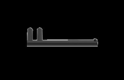 Toiletrolhouder MK TPH 1 Mat Zwart