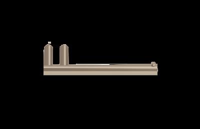 Toiletrolhouder MK TPH 1 RVS Mat