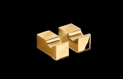 Handdoekhaakjes CO HAK 1 Goud