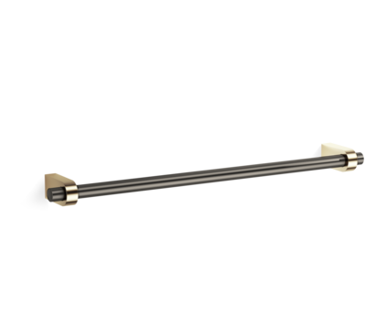 Handdoekstang Goud Brons HTE 60 Decor Walther