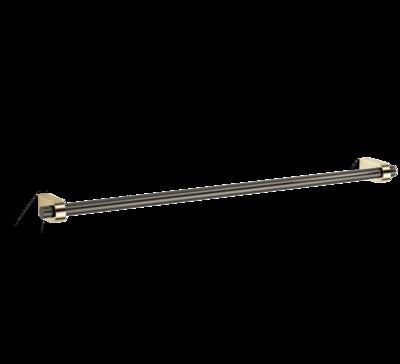 Handdoekstang Goud Brons HTE 80 Decor Walther