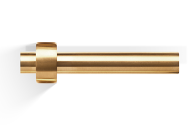 Toiletrolhouder Mat Goud Century TPH1