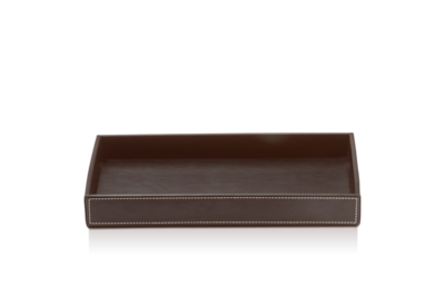 Tray Brownie Decor Walther TAB M - Bruin