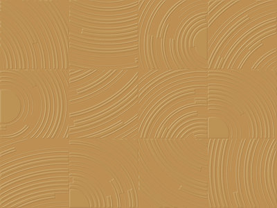 ARTE Twirl Behang