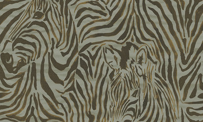 ARTE Grant Behang Zebra