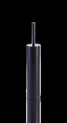 Decor Walther Toiletborstel Zwart Mat Mikado MK SBK