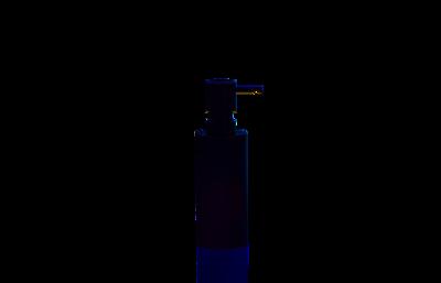 Zeepdispenser MK SSP Zwart Mat