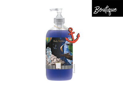 Loco Lama Kids Body Wash Space