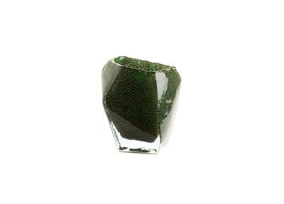 Waxinelichthouder Geblazen Glas Groen