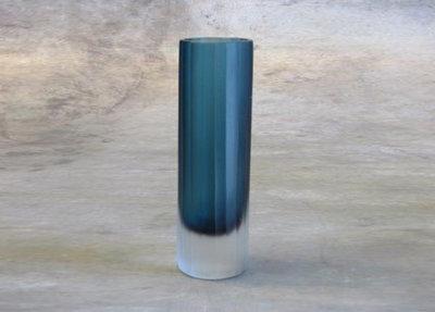 Glazen Vaasje Cylinder Aqua