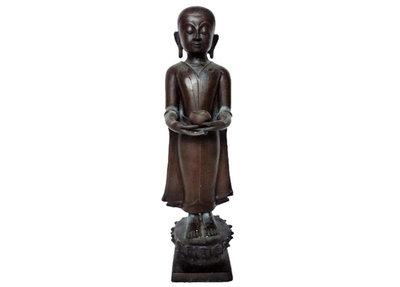 Bronze Buddha Beeld