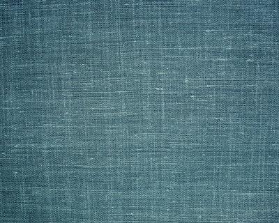 Jeans Blauw Linnen Behang Linen 36