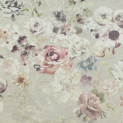 Jane Churchill Marble Rose Behang