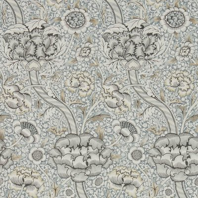 Morris & Co. Wandle Behang - Grey / Stone