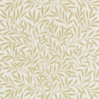 Morris & Co. Willow Behang - Camomile