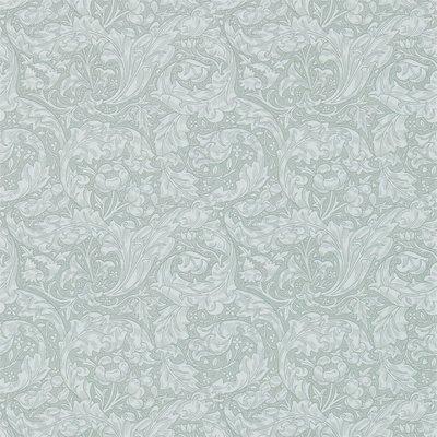 Morris Bachelors Button Behang - Silver