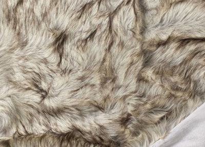 Nobilis Bontplaid Fake Fur Cheyenne
