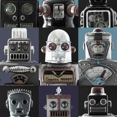 Casamance ROBOTS! behang